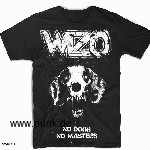 WIZO: No dogs no masters T-Shirt