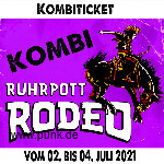 HardTicket Kombi-Ticket Ruhrpott Rodeo 2021