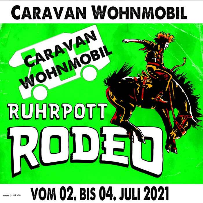 Caravan Ticket Ruhrpott Rodeo 2021